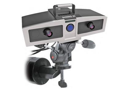 Стационарные оптические 3D-сканеры Optim